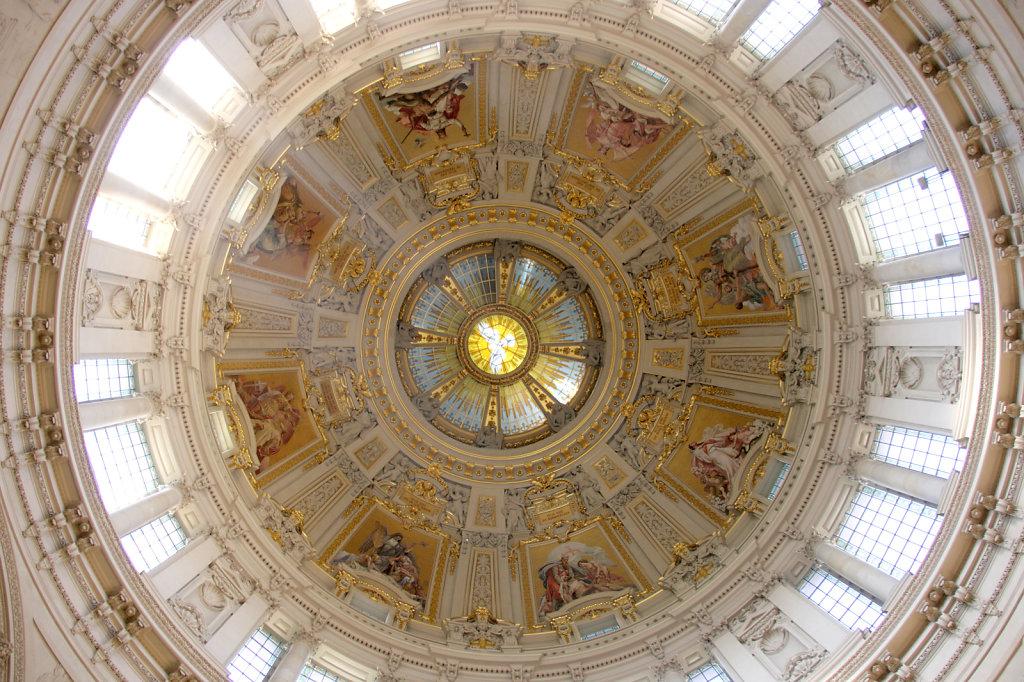 Berliner Dom Kuppel